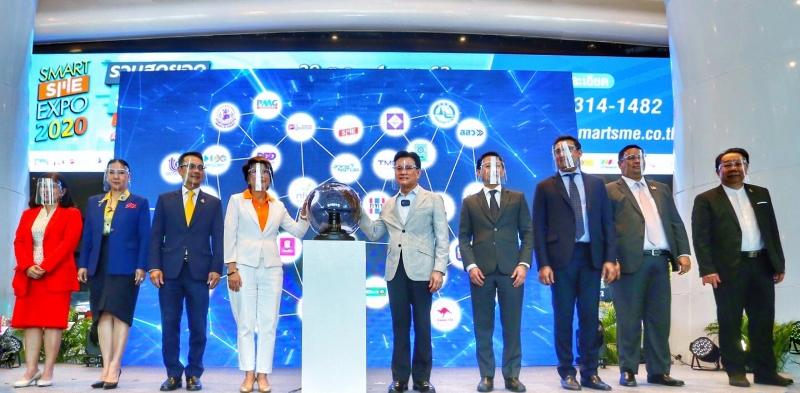 """เริ่มแล้ว """"Smart SME EXPO 2020"""" ขนทัพ 300 ธุรกิจแฟรนไชส์ คาดเงินสะพัด 300 ล้านบาท"""