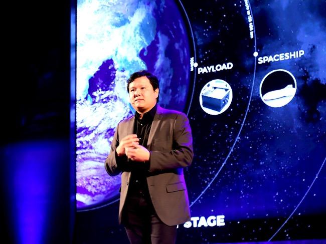 มิว สเปซ เร่งพัฒนาอุตสาหกรรมและเทคโนโลยีอวกาศ       คาดมูลค่าหลังระดมทุนมากกว่า 100 ล้านดอลลาร์
