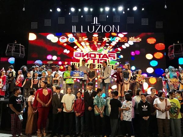 ทีมวงดนตรีลูกทุ่งโรงเรียนราชประชานุเคราะห์ คว้าแชมป์ PATONG CITY NEVER GIVE UP CHALLENGE เวทีแฟ้นหาสุดยอดเอ็นเตอร์เทนเนอร์