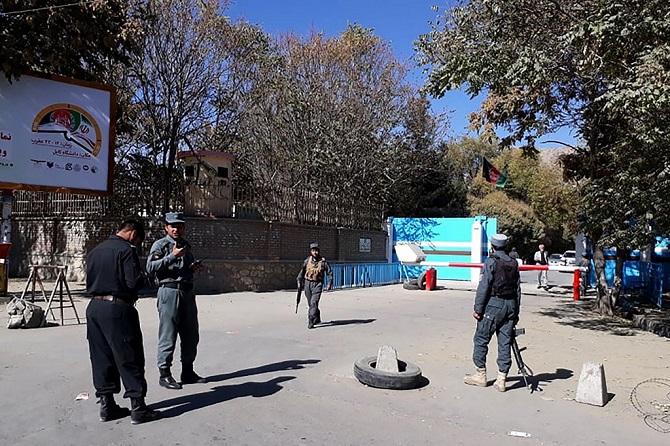 อัฟกานิสถานช็อกอีก!ก่อการร้ายโจมตีมหาวิทยาลัย สังหารโหดกลางชั้นเรียน ตาย22ศพ(ชมคลิป)