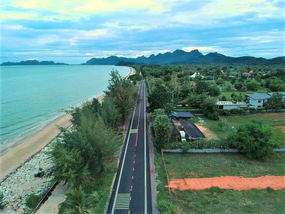 ทช.เดินหน้าผุดถนนเลียบทะเลกว่า 1,500 กม. วางแนวผ่านจุดไฮไลท์ หนุนท่องเที่ยวไทย