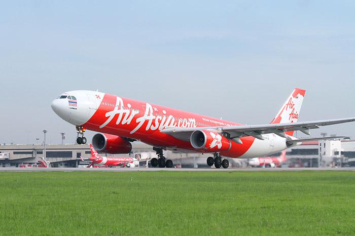 """จัดหนักปลายปี  """"แอร์เอเชีย"""" ชวน """"เที่ยวช่วยไทย ลดทันที 30%"""" ทุกที่นั่ง ทุกเที่ยวบิน"""