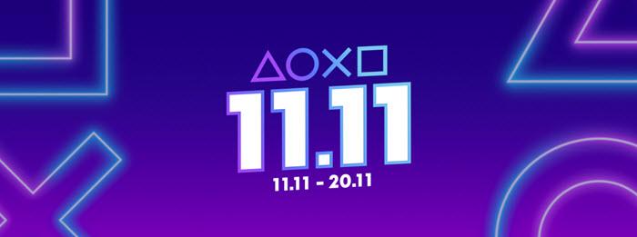 """PlayStation 11.11 Special Sales"" โปรโมชั่นเครื่องเกมราคาพิเศษ 11-20 พ.ย.นี้"