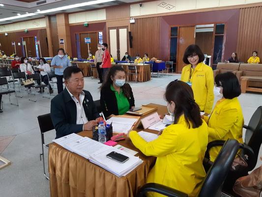 คาดชาวขอนแก่นใช้สิทธิ์เลือกตั้งอบจ.เกิน60% หลังห่างคูหากาเบอร์นานถีง8ปี