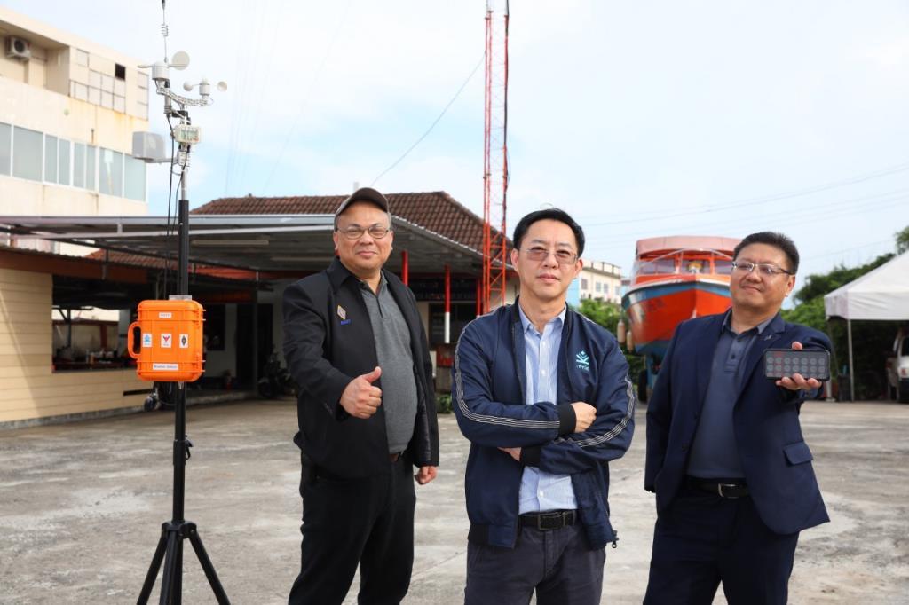 กทปส.จัดสรรเงินกองทุน2,600ล.ลุยต้นแบบสถานีตรวจอากาศอัตโนมัติ