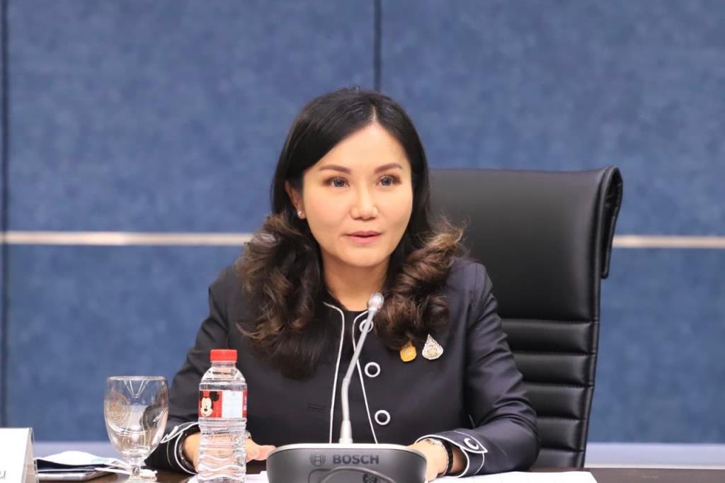 """""""นฤมล"""" ลั่น สสปท.พร้อมเดินหน้าระบบความปลอดภัยในการทำงานเพื่อแรงงานไทย"""