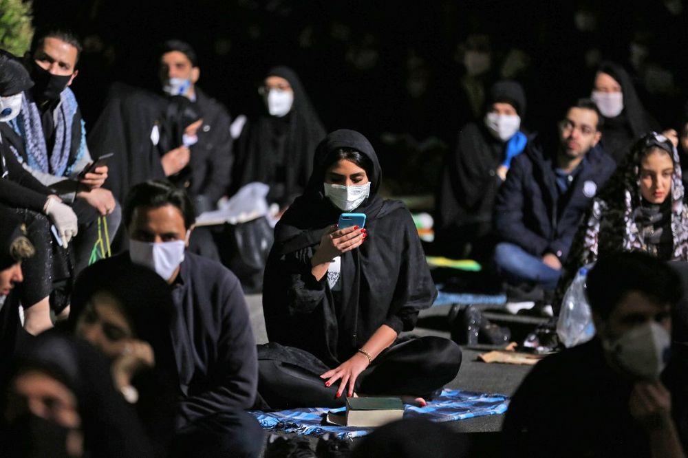 ตัวเลขผู้ติดเชื้อโควิดรายวันในอิหร่านทะลุ 9,000