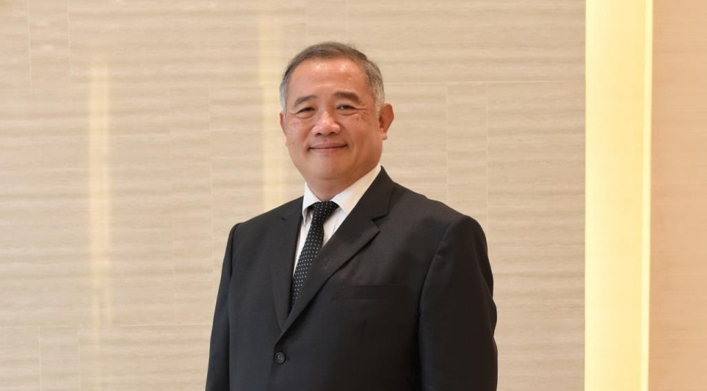 """""""มนตรี ศรไพศาล"""" ประธานเจ้าหน้าที่บริหาร บล.เมย์แบงก์ กิมเอ็ง (ประเทศไทย) จำกัด (มหาชน) หรือ MBKET"""