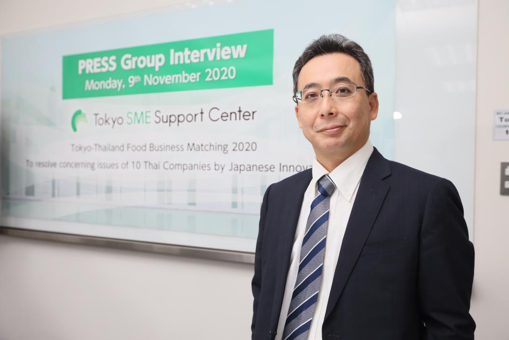 เอสเอ็มอีญี่ปุ่นลุยจับคู่ธุรกิจไทย