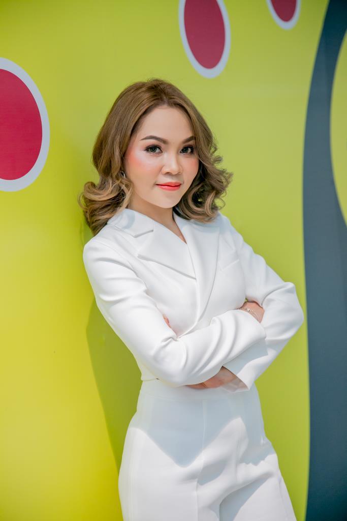 นางสาวโสลีดา เซียน ประธานกรรมการบริหาร บริษัท มาดาม ดา (ไทยแลนด์) จำกัด เจ้าของและผู้จัดจำหน่ายผลิตภัณฑ์แบรนด์ มาดามดา