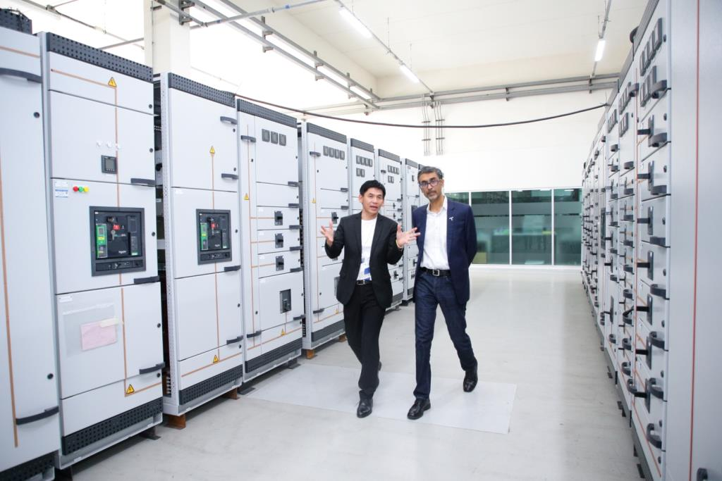 ดีแทค พัฒนาโซลูชัน IoT วิเคราห์การใช้ไฟฟ้า ลดต้นทุนให้ธุรกิจแข่งขันได้