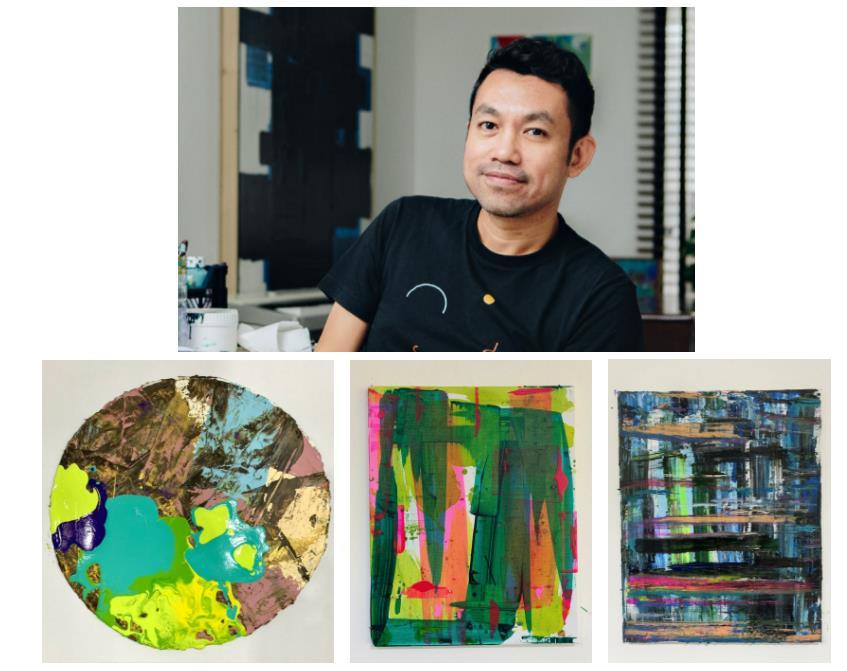 """""""ป๊อด-ธนชัย อุชชิน"""" ใจบุญ ชวนเด็กออทิสติกจากมูลนิธิ ณ กิตติคุณ ร่วมวาดภาพระบายสีพร้อมจัดนิทรรศการศิลปะ """"Balancing Your Life"""" ที่ เดอะ ปาร์ค (The PARQ) 9 – 15 พ.ย. นี้"""