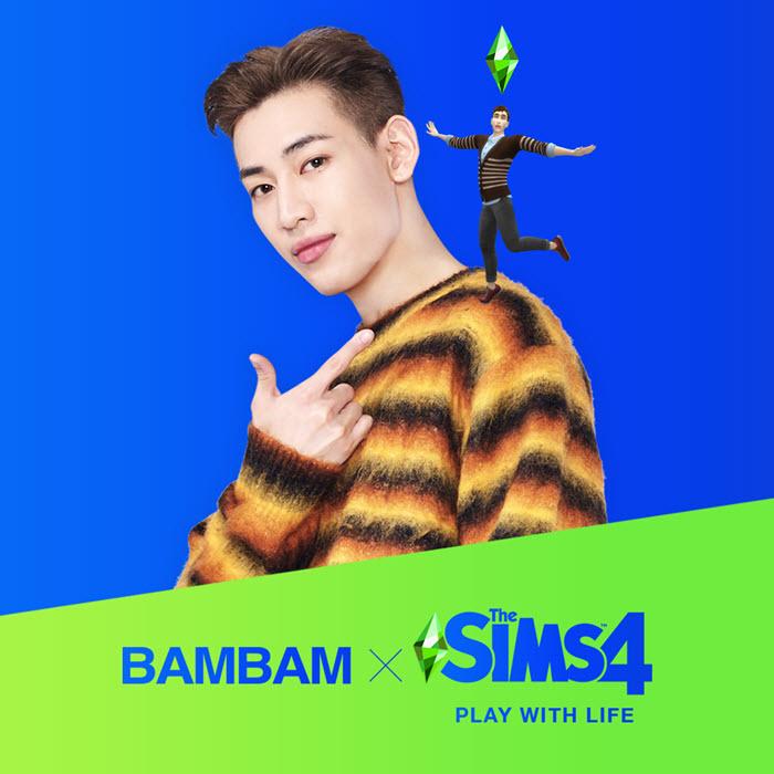 "The Sims 4 เปิดตัว ""แบมแบม GOT7"" แบรนด์แอมบาสเดอร์คนแรกของประเทศไทย"