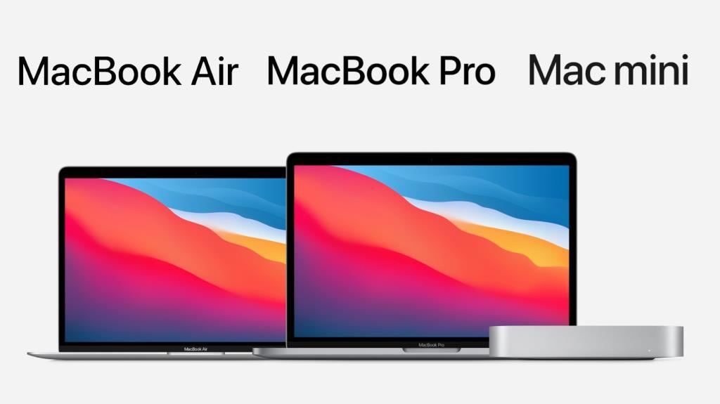 ยุคใหม่ Apple ประเดิมด้วย MacBook Air - Mac mini - MacBook Pro พร้อมชิปเซ็ต Apple M1 เริ่มที่ 22,900.-