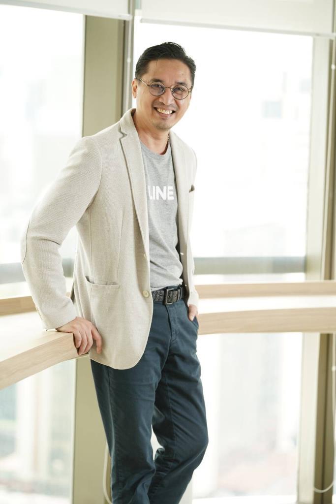 ดร. พิเชษฐ ฤกษ์ปรีชา ประธานเจ้าหน้าที่บริหาร LINE ประเทศไทย