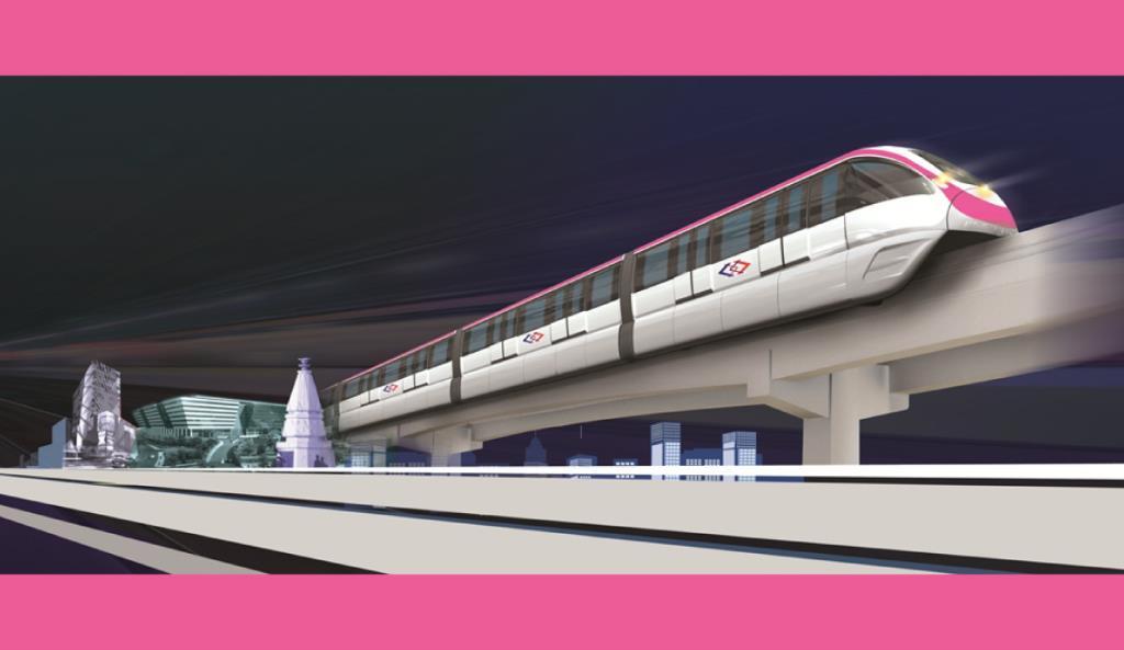 กสม. ชงคมนาคม-รฟม. เร่งแก้ไขปัญหาผลกระทบจราจรจากโครงการก่อสร้างรถไฟฟ้าสายสีชมพู เหตุกระทบสิทธิปชช.