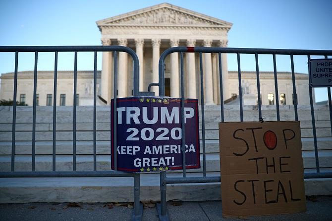 นั่งไม่ติด!จนท.เลือกตั้งสหรัฐฯยันไม่พบการโกง โต้คำกล่าวหาทรัมป์'แก้ไข-ลบ'คะแนนโหวตหลายล้านเสียง