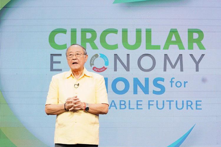 รวมพลังคนต่าง GEN ร่วมหาแนวทางสร้างโลกยั่งยืนด้วย Circular Economy