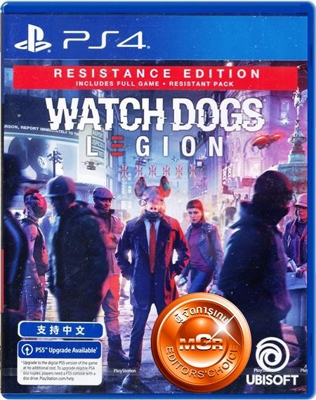 Review: Watch Dogs Legion ทรราชฟาดทรชน