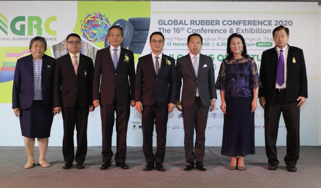 """ประชุมวิชาการยางพาราโลกคึกคัก  ต่างชาติสนใจลงทุน""""Rubber City"""""""