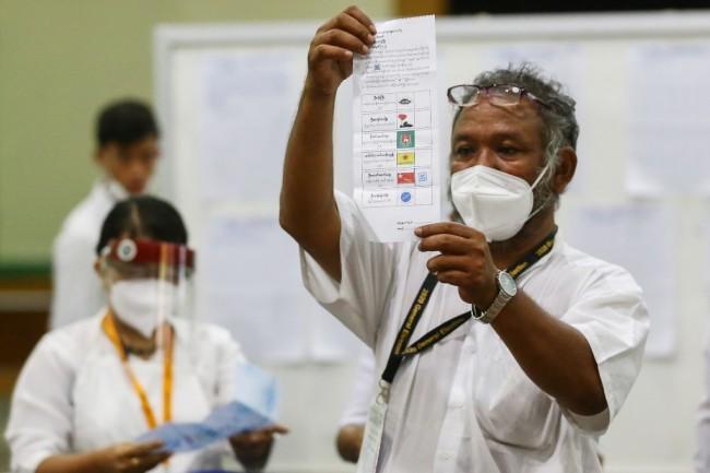 ผลเลือกตั้งพม่ายืนยันพรรคซูจีได้เสียงข้างมากในสภาตั้งรัฐบาลสมัยสอง