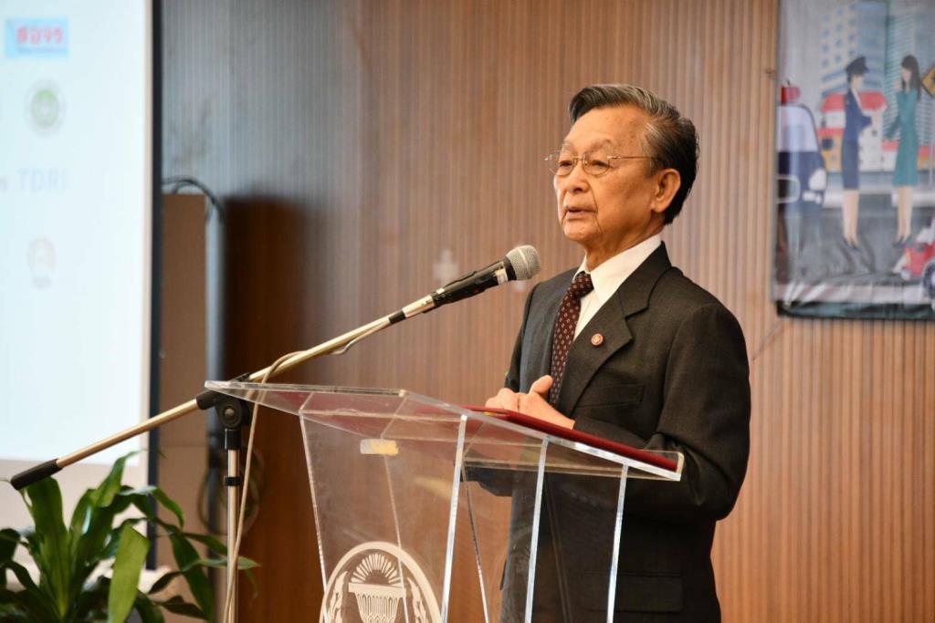 ปธ.สภาฯ เชื่อทำได้สร้างวินัยคนไทยแก้อุบัติเหตุ ชงนายกฯจริงจัง หวังลดสูญเสีย