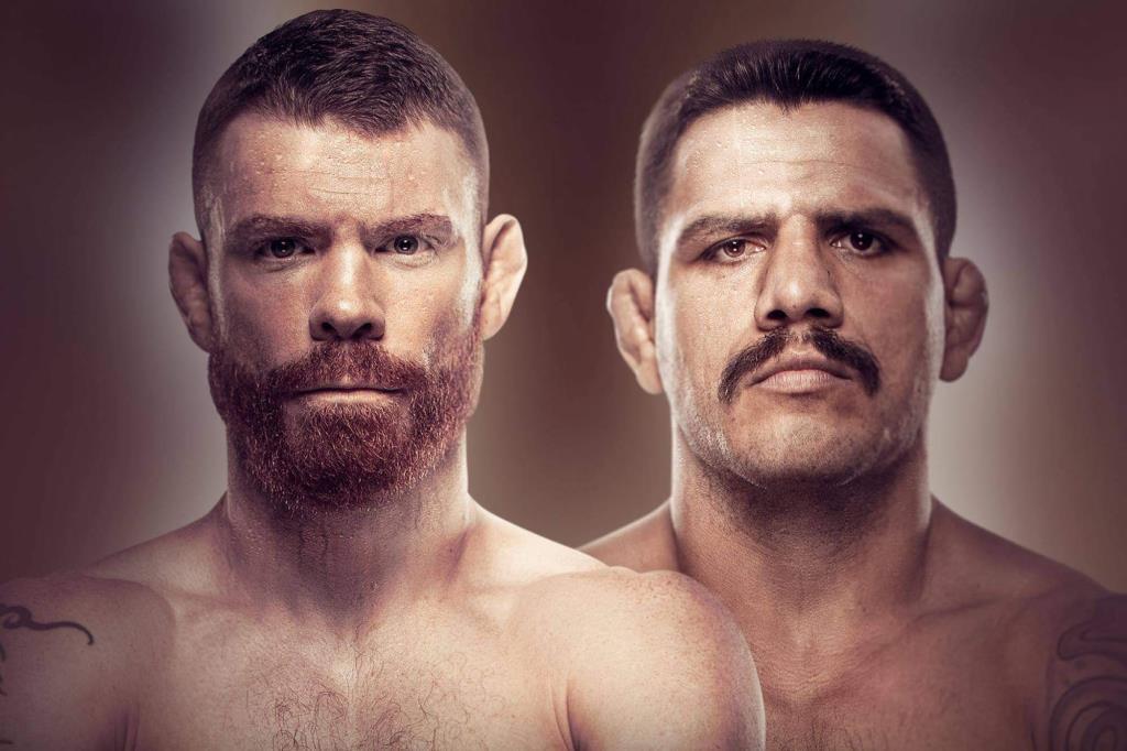 เฟลเดอร์ เสียบแทน มาคาเชฟ ขึ้นฟาดปาก ดอส อันโญส ศึก UFC FIGHT NIGHT