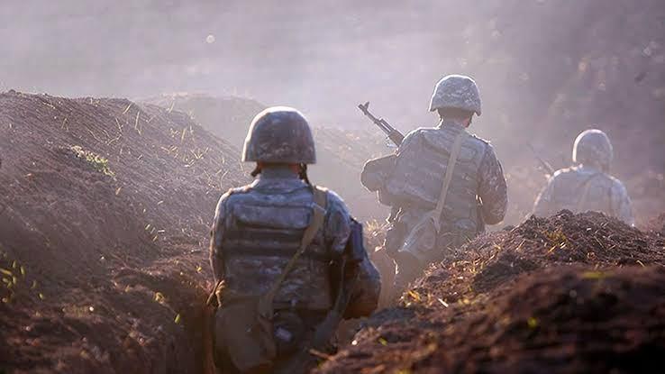 อาร์เมเนียสูญเสียทหาร 2,317 คนในศึกนากอร์โน-คาราบัคห์