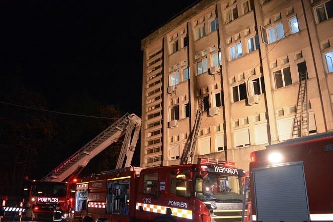 สลด!ไฟไหม้ห้องไอซียูในรพ.โรมาเนีย ย่างสดคนไข้โควิด-19นับสิบชีวิต
