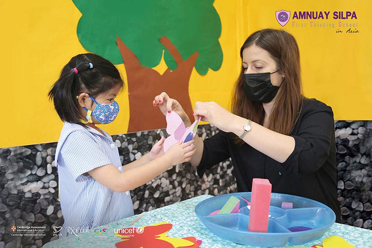 โรงเรียนอำนวยศิลป์ชวนเยี่ยมชม Thinking School แห่งแรกและแห่งเดียวในเอเชีย
