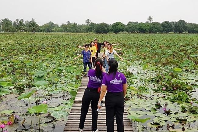 กระทรวงอุตสาหกรรม จัด One Day Trip  4 หมู่บ้าน Best Practice ท่องเที่ยว CIV 5 ดาว