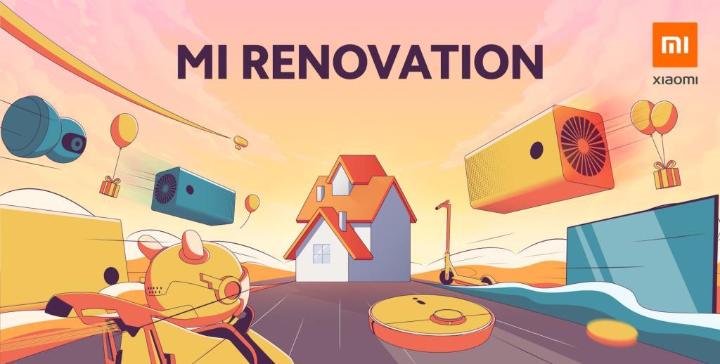 Xiaomi เปิดแคมเปญค้นหาผู้โชคดี เปลี่ยนบ้านเป็น Mi Smart Home