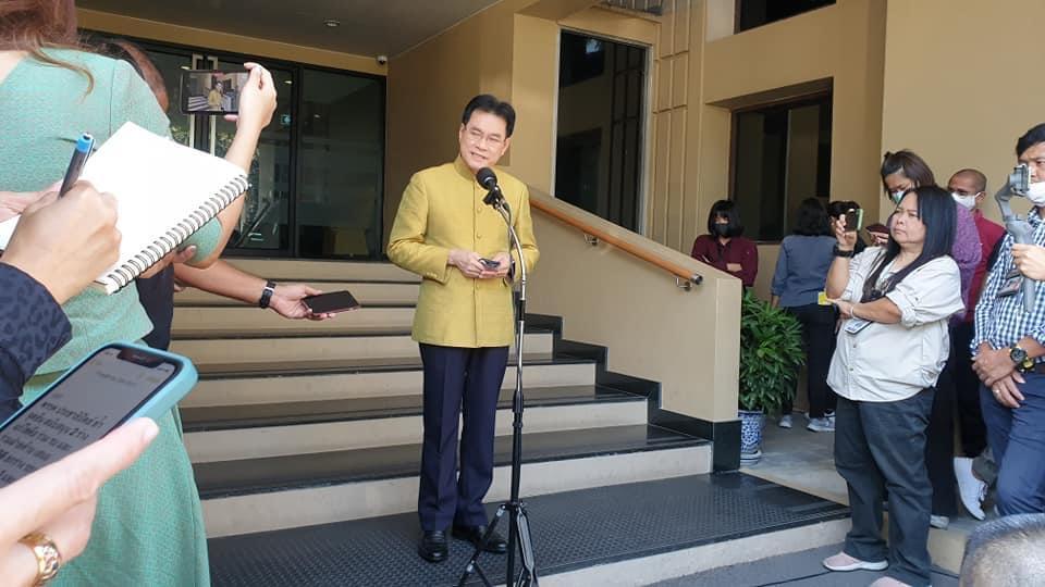 """""""จุรินทร์"""" ชี้ไทยได้ประโยชน์จาก CPTPP หลังร่วมลงนาม RCEP แล้ว แต่ยังเหลือขั้นตอนทำสัตยาบัน"""