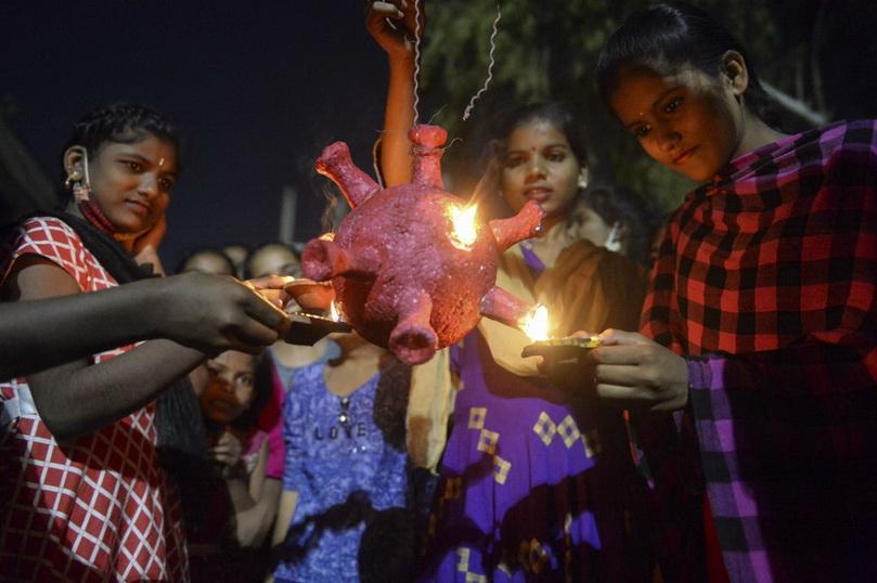 สัญญาณดี! 'อินเดีย' ป่วยโควิดรายวัน 2.9 หมื่นคน ต่ำสุดในรอบ 4 เดือน