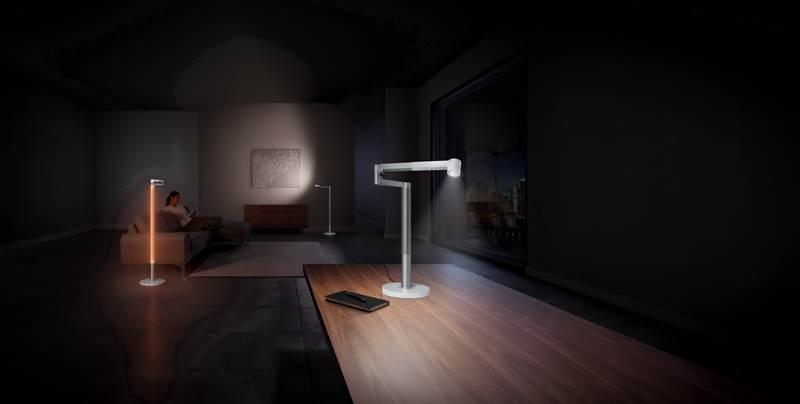 Lightcycle Morph โคมไฟอัจฉริยะใหม่ของ Dyson