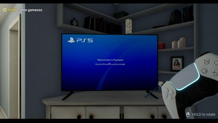 """มโนไปก่อน! """"PS5 Simulator"""" เกมจำลองติดตั้ง PS5 โหลดฟรี"""