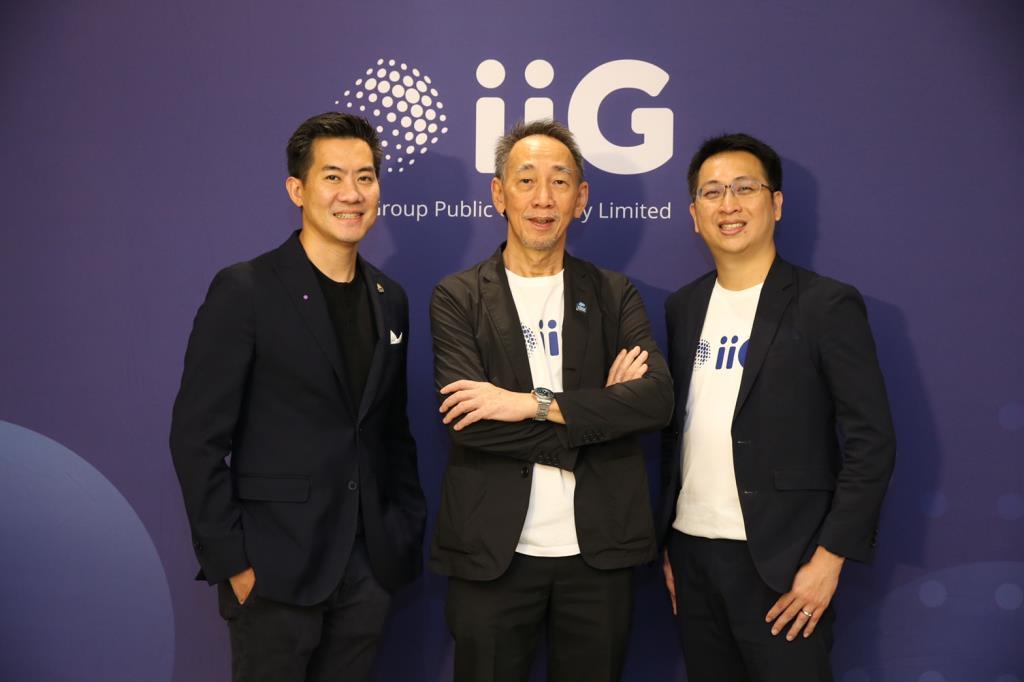 """iiG"""" แตกไลน์ธุรกิจใหม่ """"iiG Data""""  ฝ่ากับดัก Big Data"""