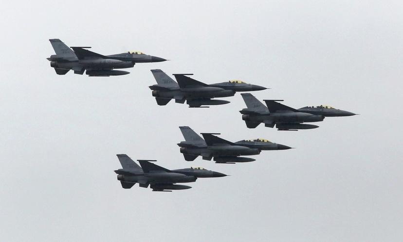 'ไต้หวัน' สั่งพักบิน F-16 ยกฝูง หลังเสียเครื่องบินรบ 2 ลำในเวลาไม่ถึงเดือน
