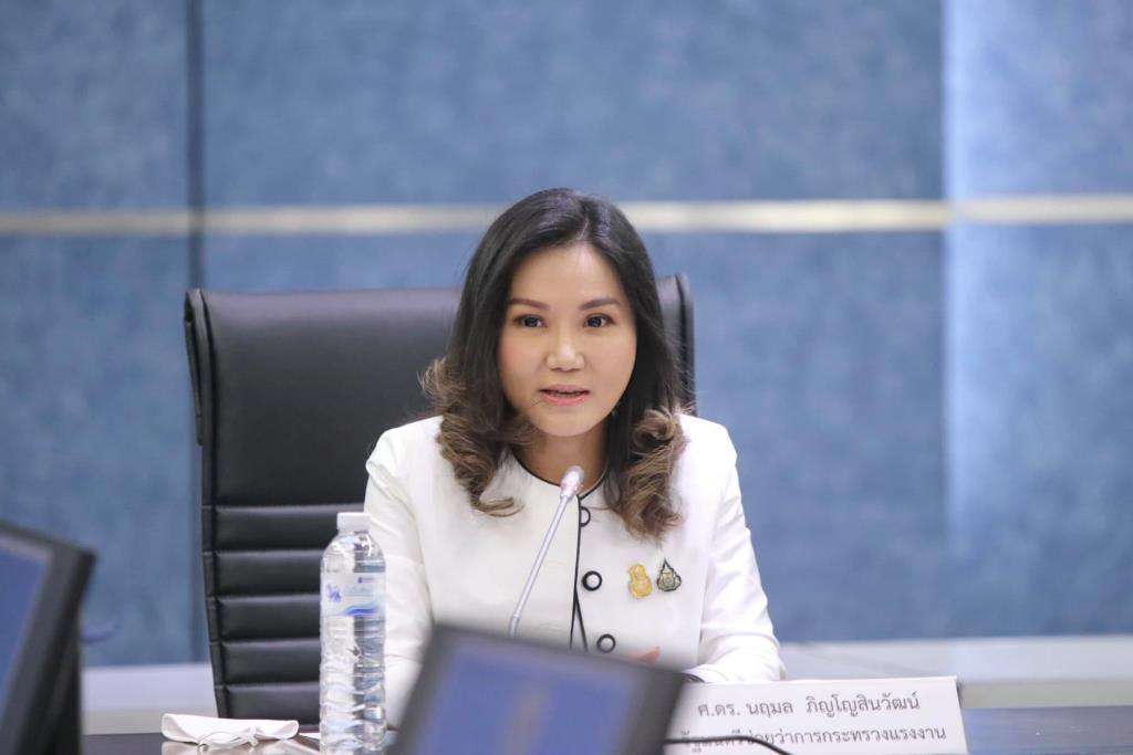 ก.แรงงาน ผนึกเครือข่ายขับเคลื่อน Safety Thailand
