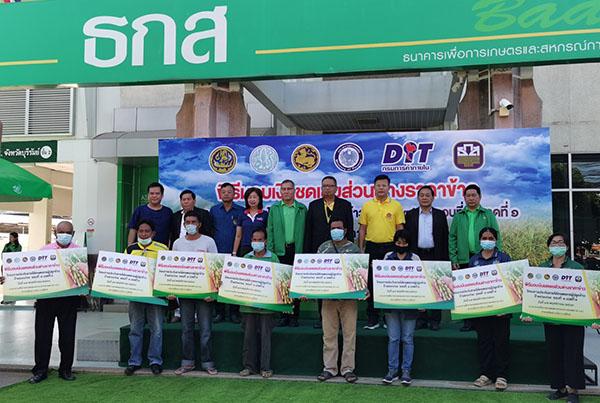 ชาวนาบุรีรัมย์เฮ! รับเงินชดเชยส่วนต่างราคาข้าวงวดแรก 239 ล้าน กว่า 2  หมื่นราย