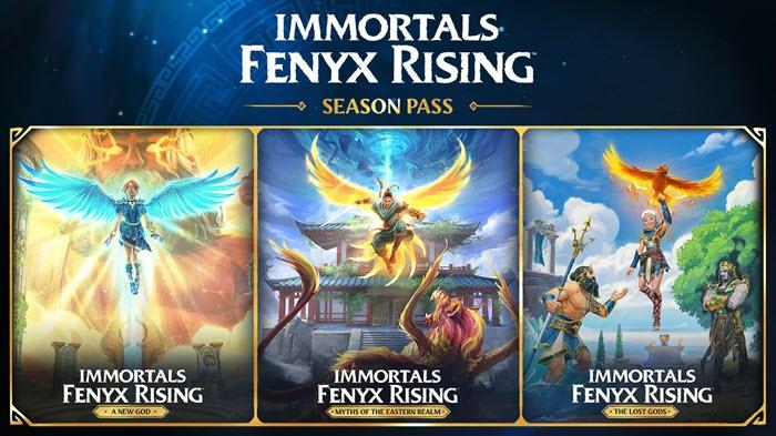 """ยูบิซอฟท์เผยเนื้อหาเสริมหลังวางจำหน่ายของ """"Immortals Fenyx Rising"""""""