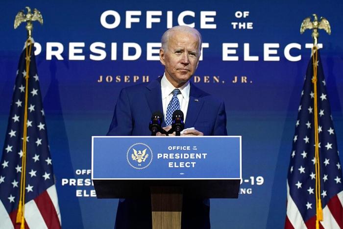จดหมายเปิดผนึกถึงว่าที่ประธานาธิบดีสหรัฐฯ โจ ไบเดน  เสนอแนะวิธีทำให้อเมริกากลับมายิ่งใหญ่อีกครั้งอย่างแท้จริง