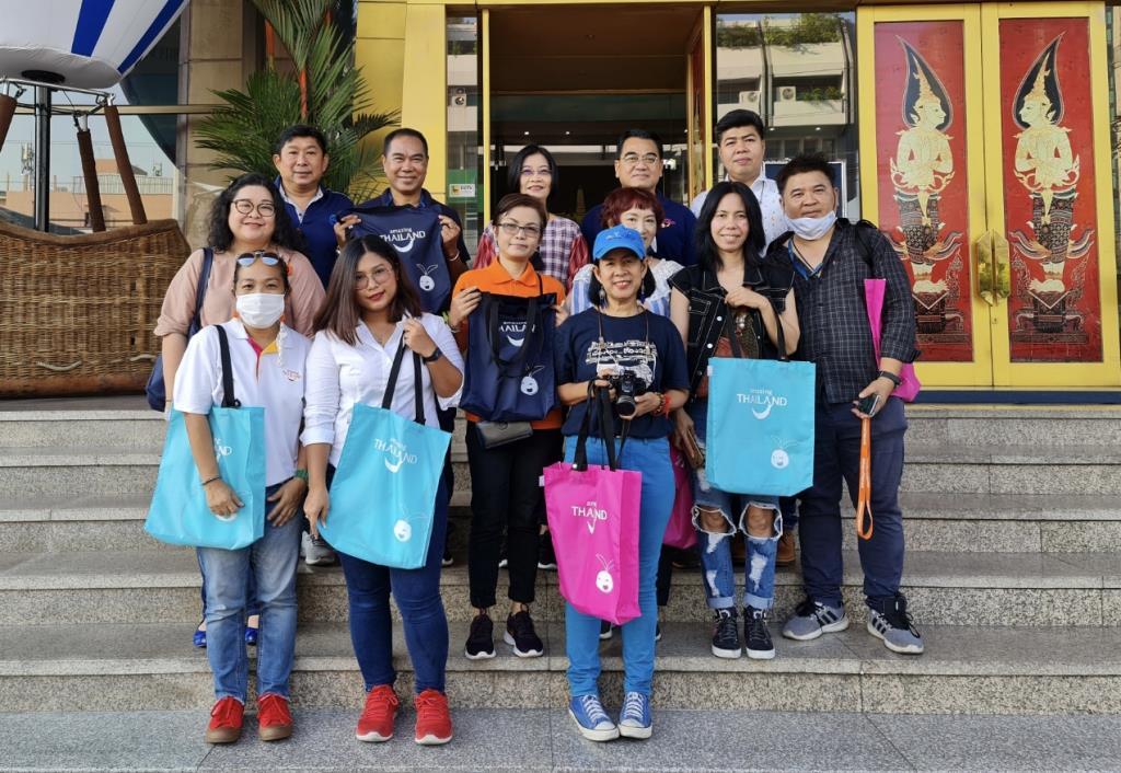 ททท.จัด Media Fam Trip สุพรรณบุรี