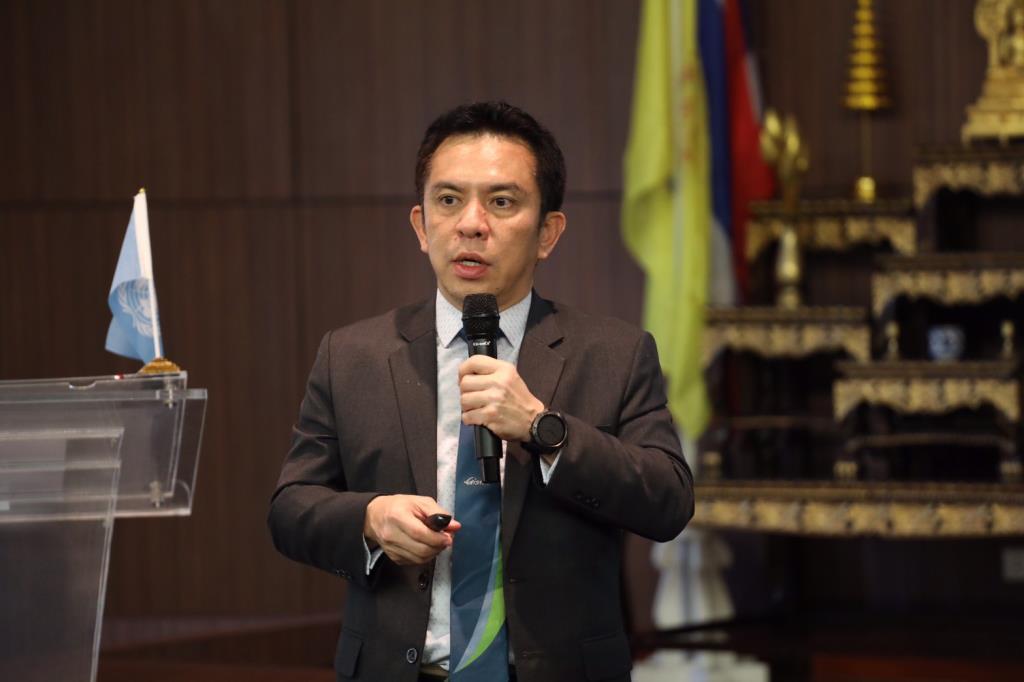 UN-ESCAP ไทยจับมืออินโดนีเฃีย  เปิดตัวการใช้ข้อมูลเอเชีย-แปฃิฟิก