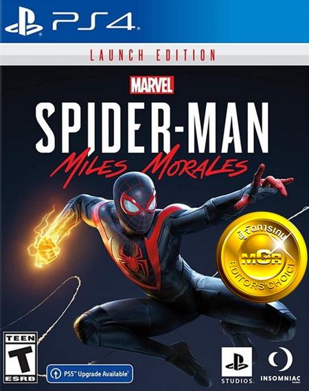 Review: Marvel's Spider-Man Miles Morales น้องแมงไฟแรงสูง