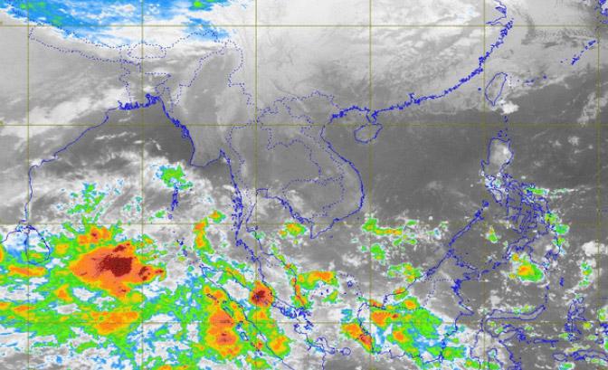 กรมอุตุฯเตือน 21-23 ไทยตอนบนมีฝนตกก่อนอุณหภูมิลด ภาคใต้มีฝนเพิ่ม
