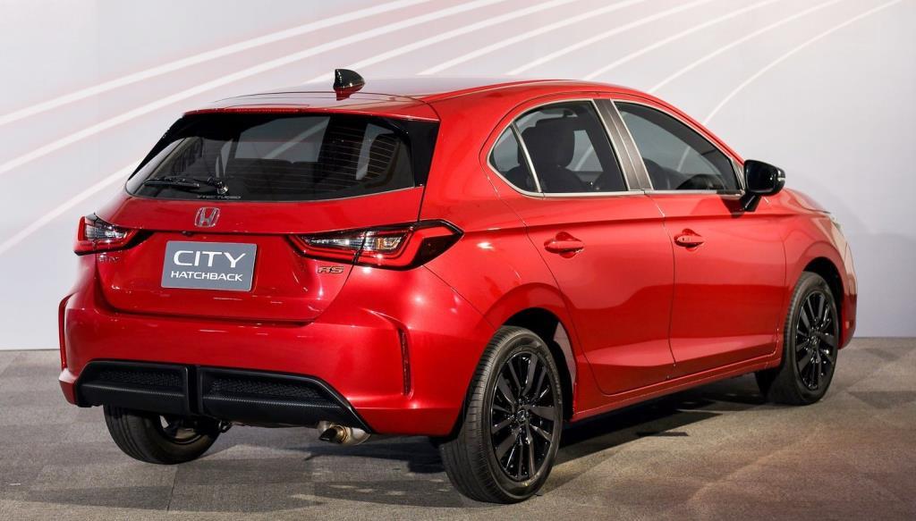 Honda City Hatchback 5ประตู เทอร์โบ 1.0 ลิตร ราคาเริ่ม 599,000 บาท