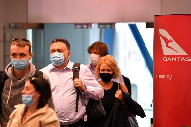 ยุ่งยากขึ้น!สายการบินแควนตัสเตรียมบังคับผู้โดยสารฉีดวัคซีนโควิด-19 ก่อนเดินทาง