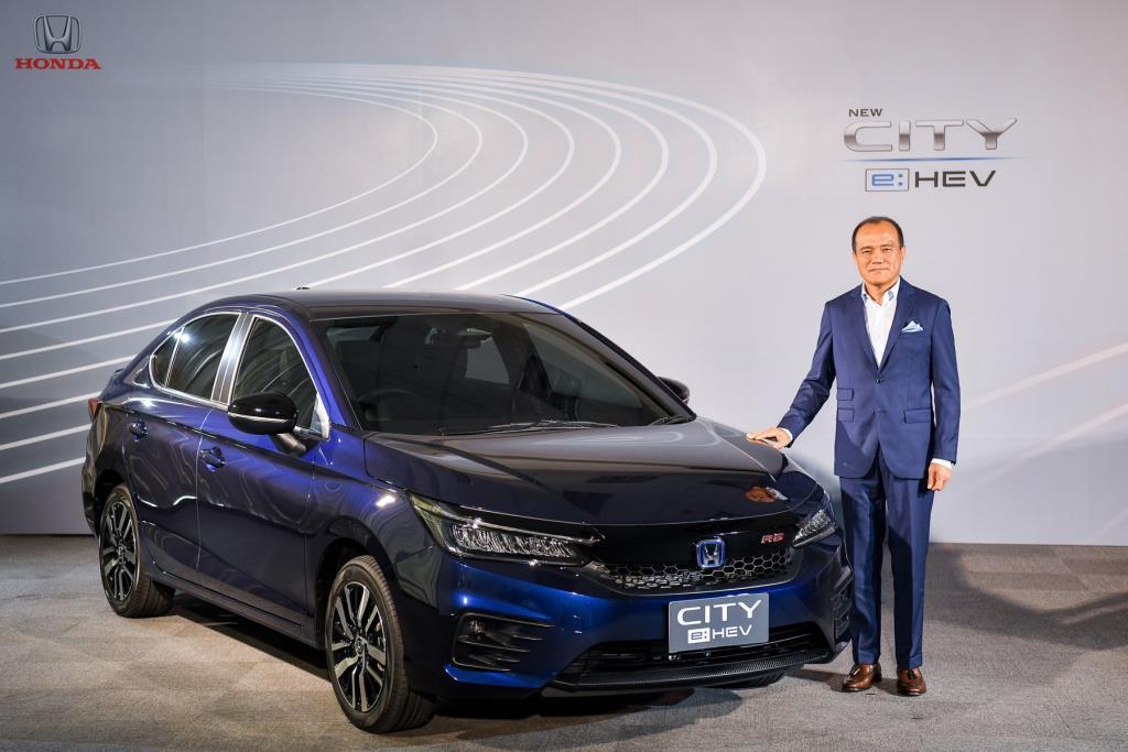ฮอนด้า หนุน รถเก่าแลกใหม่ ย้ำทุกรุ่นอนาคตมีไฟฟ้าขับเคลื่อน