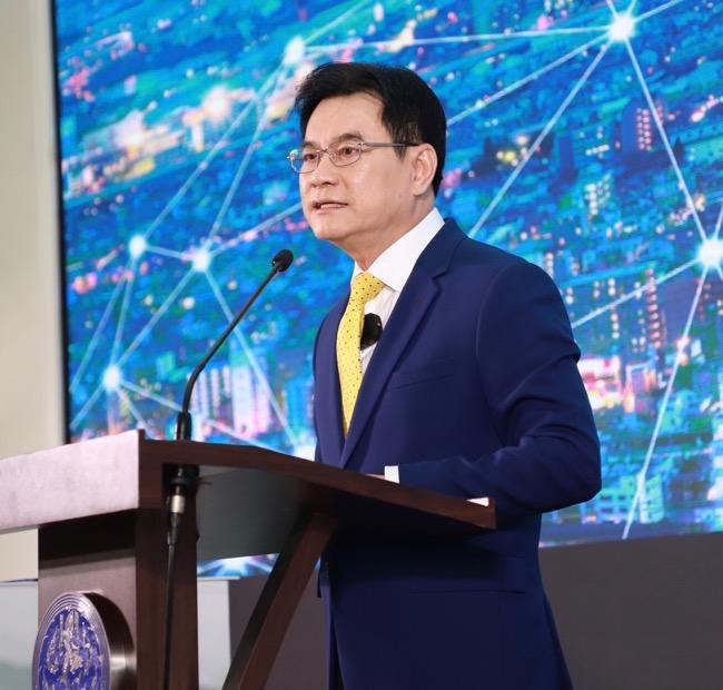 """""""จุรินทร์-คุณหญิงกัลยา"""" จับมือนำนโยบาย CEO GenZ  ปั้นเด็กเป็นนักธุรกิจรุ่นใหม่ เสริมทัพการค้าออนไลน์และระหว่างประเทศ"""